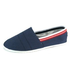 Zapatillas lona canvas mtng marino