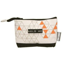 Monedero de lino Hold Me Arm Candy Disaster Designs