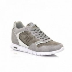 Deportiva sneaker mtng casual gris