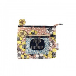 Neceser pucker up buttercup colección Ditsy Disaster Designs