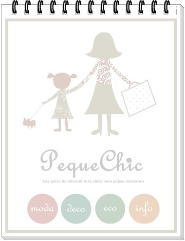 Logotipo de la web PequeChic