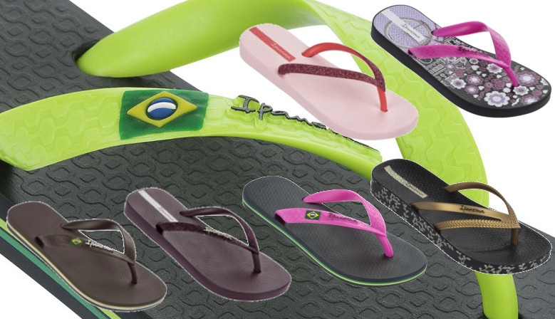 Ipanema brazilian shoes