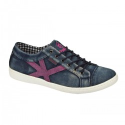 Zapatilla canvas casual J'Hayber Riyadh denim