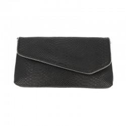 Bolso clutch Gioseppo Houston negro