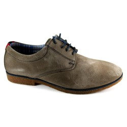 Blucher afelpado camel Riverty