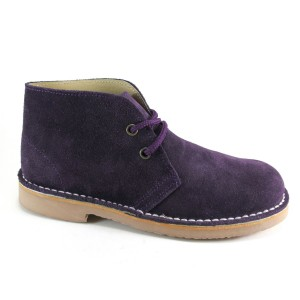 Pisacacas cordones morado SAFARI