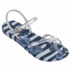 Sandalia agua Ipanema Fashion sands Fem plata