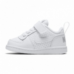 Deportiva Nike Court Borough low velcro blanco (TDV)