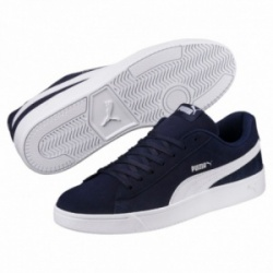 Zapatillas casual Puma Court Breaker Derby Marino