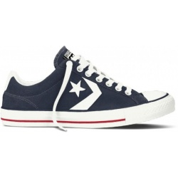 Zapatillas Converse Star Player cordones lona marino