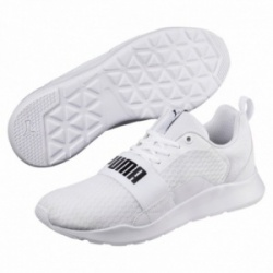 Deportiva Puma Wired blanco