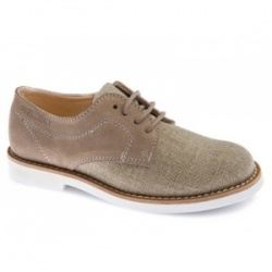 Bluchers Pablosky serraje y lino taupe