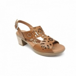 Sandalias Oh! My Sandals piel roble